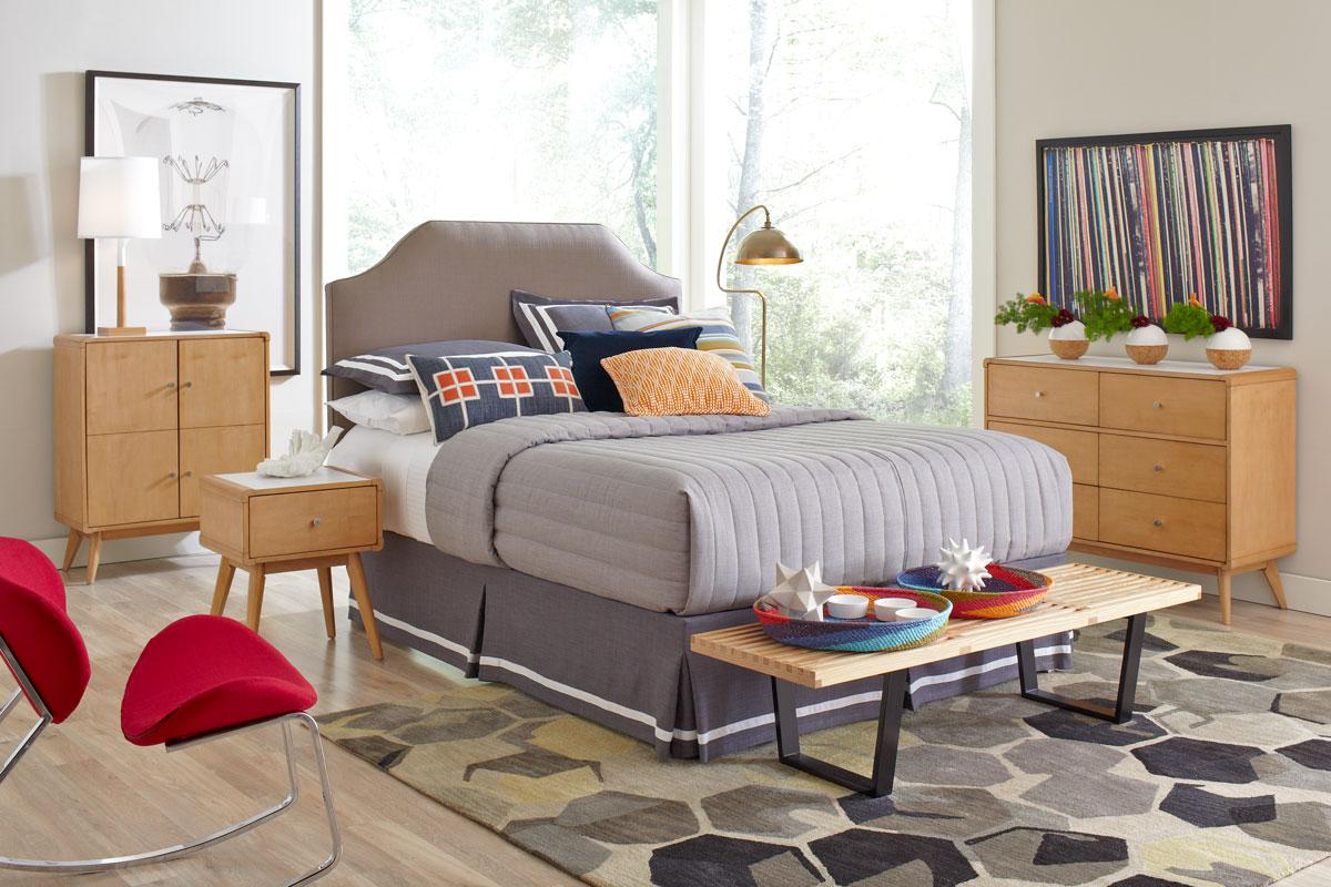 Hendrick Bedroom
