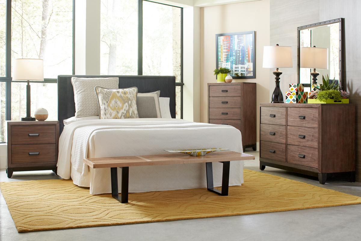 Copley Queen Bedroom with Mackenzie